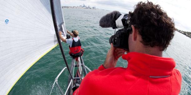 40 jaar Volvo Ocean Race in beeld