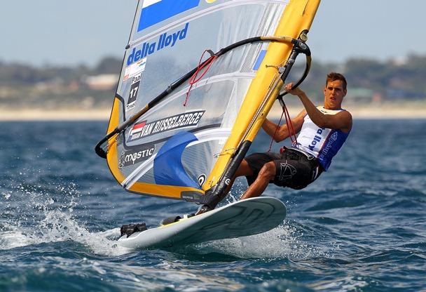 Windsurfcamps met Dorian van Rijsselberghe