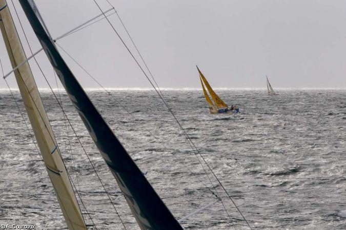 Oceaanracen als Frans feestje
