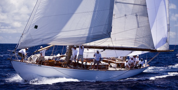 Antigua Classic Yacht Regatta van start
