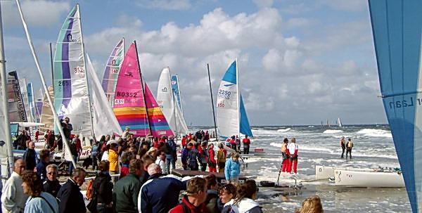 Ronde om Texel gaat zondag wel door (video)