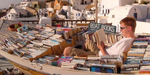 Zeilen geeft boeken weg