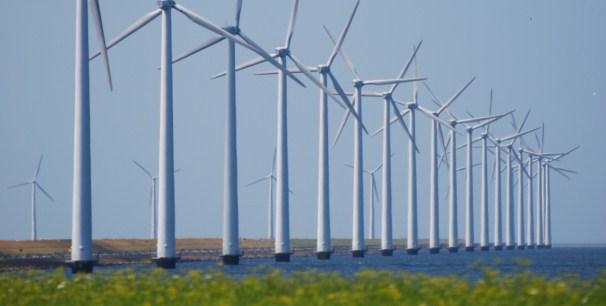 Mogelijk tweehonderd windmolens langs Friese kust
