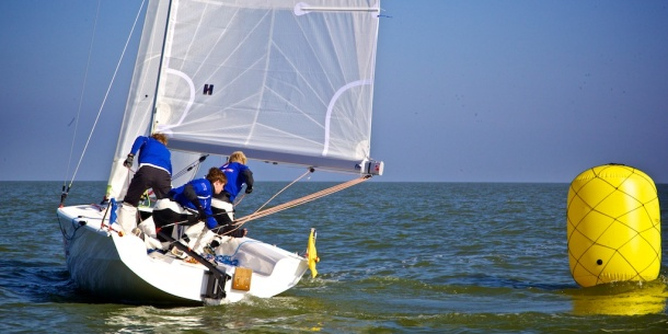Slotdag Batavia Stad NK Match Racing en Nations Cup (video)