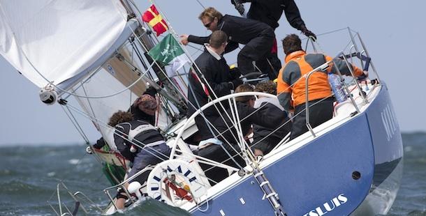 Pittige derde dag North Sea Regatta