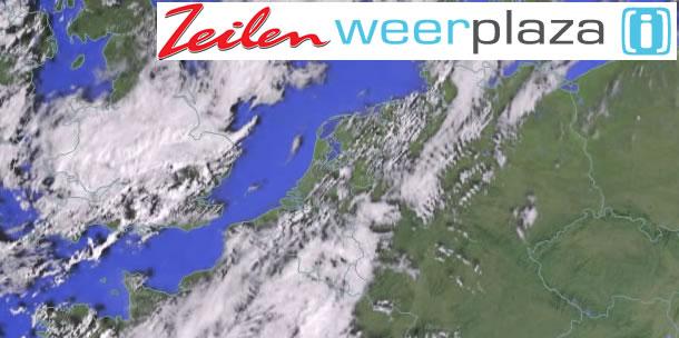 Zeilen weekend weerbericht voor 12,13 en 14 juli
