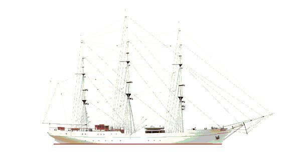 Damen Shipyards bouwt clipper voor Oman