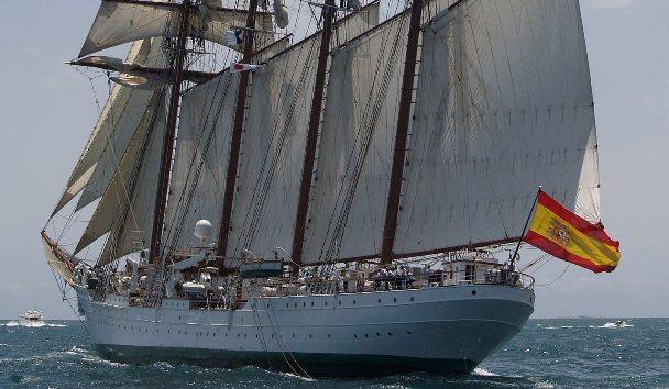 Video: Warm lopen voor Sail Den Helder 2013