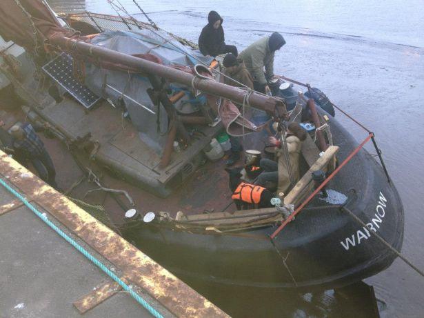 Nederlandse zeilers al twee weken vermist