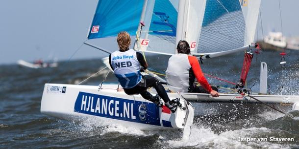Zeekant en Begemann winnen Rondje Texel