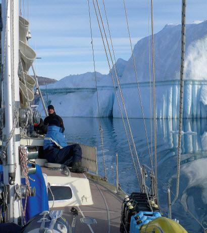 Reis langs de Groenlandse Westkust