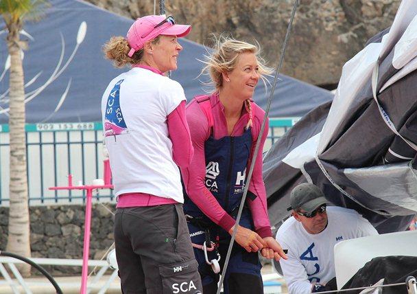 Carolijn Brouwer: topzeilster en moeder