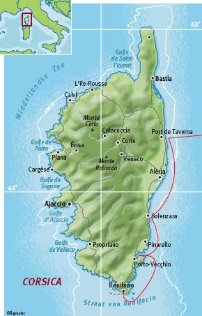 Rondje Corsica (1)
