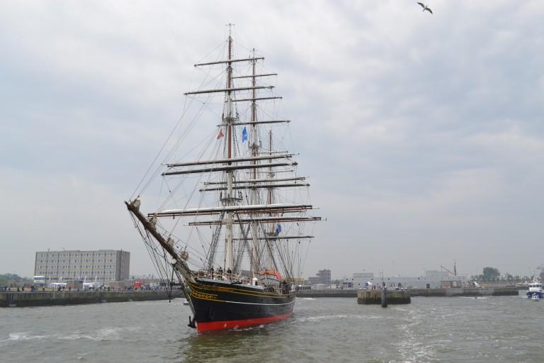 Prins Maurits beschermheer van SAIL Amsterdam