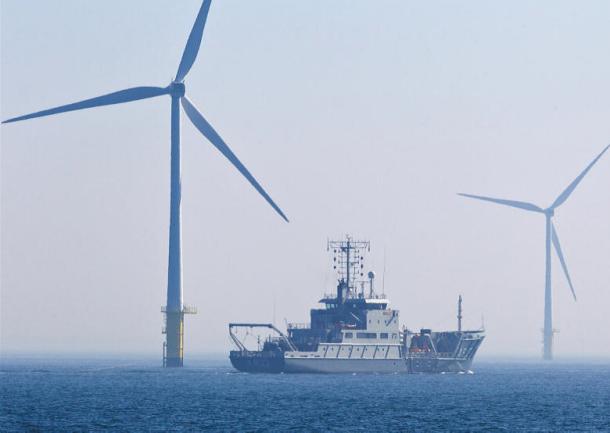 Aanpassingen scheepvaartroutes Noordzee