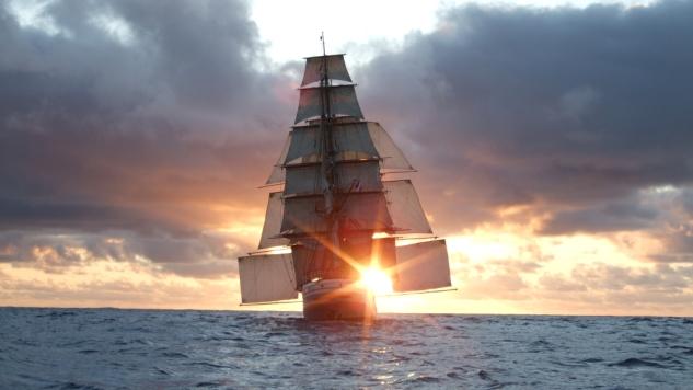 Nederlandse Tallships arriveren in Australië