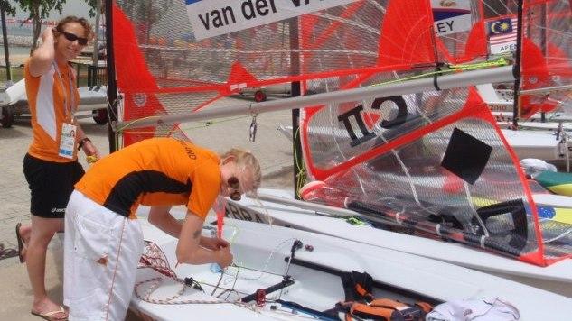 Nederlandse jeugd naar Olympische Spelen Nanjing