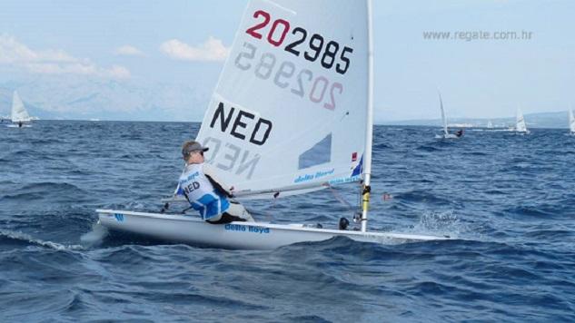 Nederlandse kampioenen Laser Radial