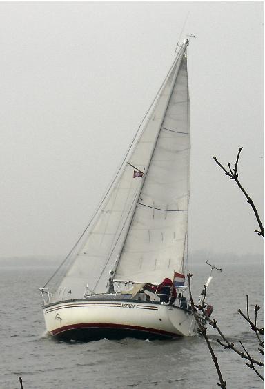 Voorjaarszeilen – Houd vocht uit de boot