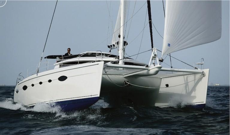 Catamaran of monohull?