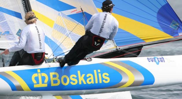 Team Boskalis gaat ervoor