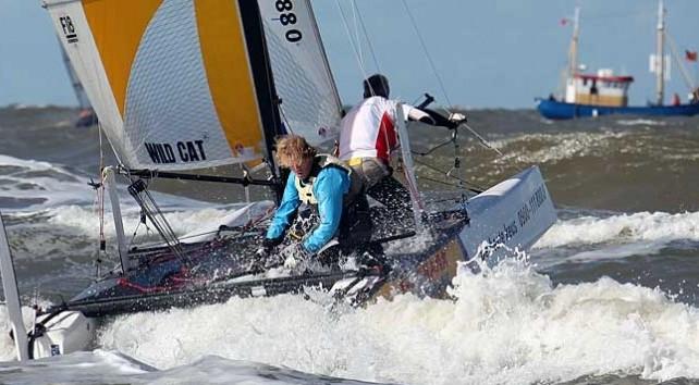Meer dan 100 catamarans voor Zandvoort