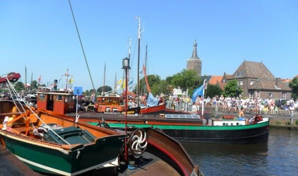 Historische zeilschepen in Zeeland