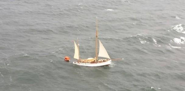Bemanningslid Wylde Swan vermist