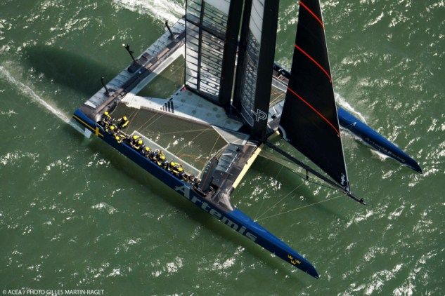 De Louis Vuitton Cup