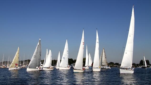 Delta Marina Cup op het Veerse Meer