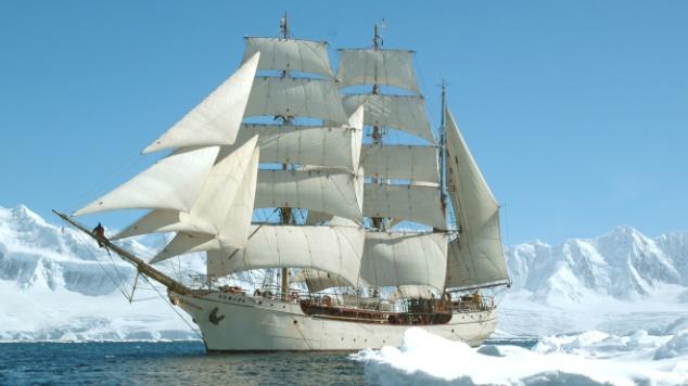 Van Antarctica naar Amsterdam