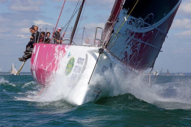 Recife geen stopover Volvo Ocean Race