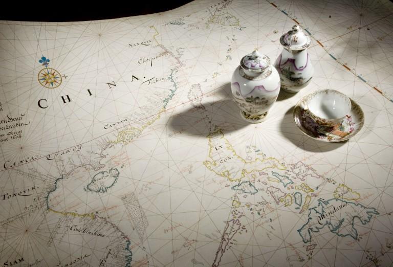 De wereld van de VOC