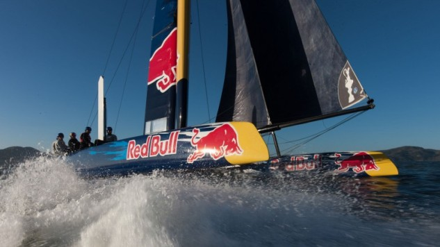 Duitsers winnen Speed Trials Youth America's Cup