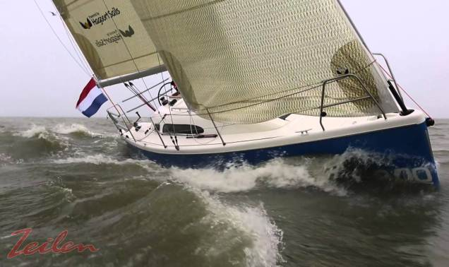 Winner 9.00 'Zeilen Boot van het jaar' (video)
