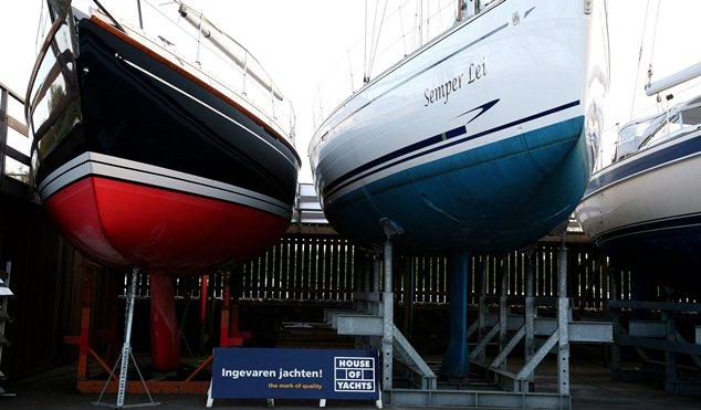 Dieptepunt verkoop gebruikte boten lijkt voorbij