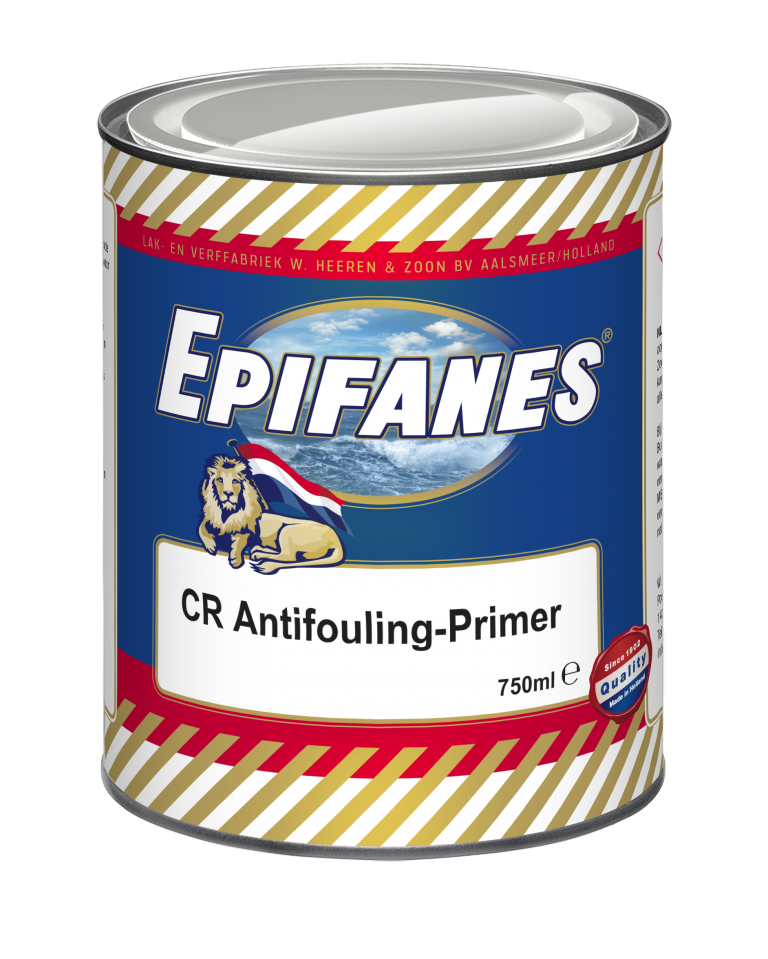 Epifanes introduceert nieuwe onderwatercoating