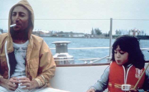John Lennon's oceaanoversteek in iPhone app