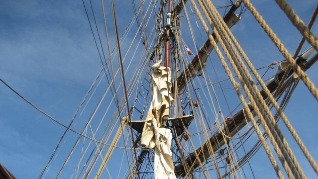 Mast van de Tres Hombres krijgt een tweede leven