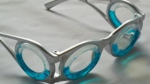 Bril tegen zeeziekte genomineerd voor DAME award