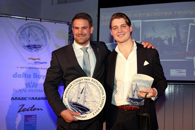 Simeon Tienpont wint Van Rietschoten Trofee (video)