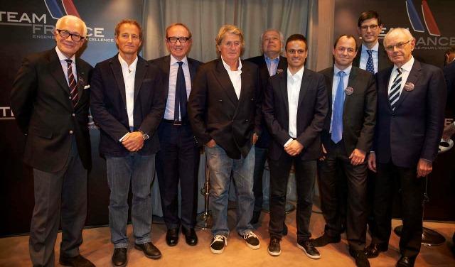 Frans team meldt zich aan voor 35e America's Cup