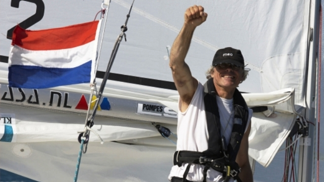 Robert Rosen Jacobson 15e in Mini Transat