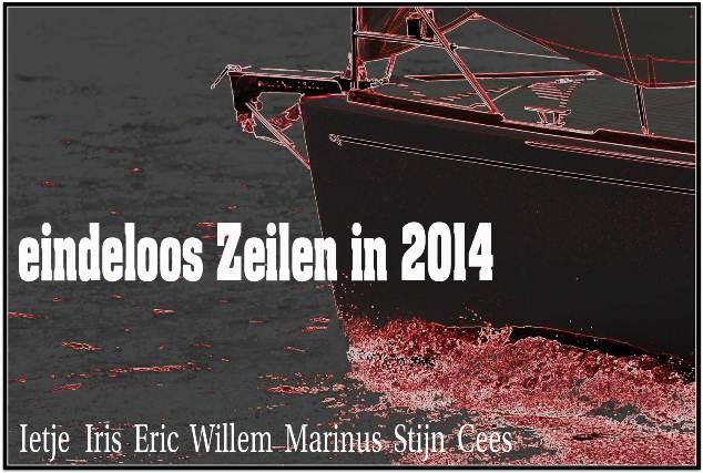 Eindeloos Zeilen in 2014