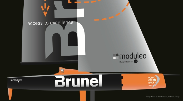 Brunel presenteert Nederlandse boot in Volvo Ocean Race
