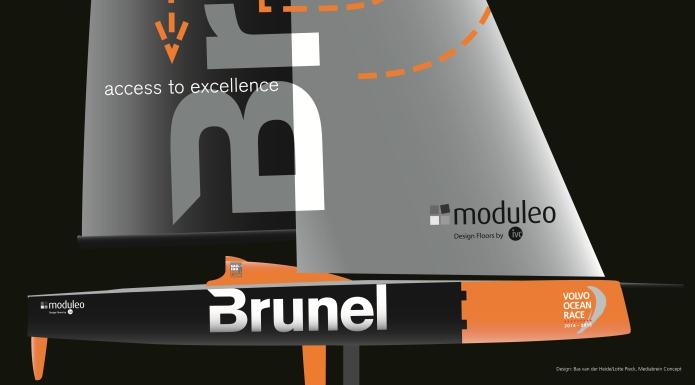 Brunel presenteert Nederlandse boot in Volvo Ocean Race