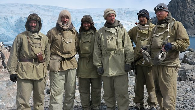 Shackleton Expeditie online te zien