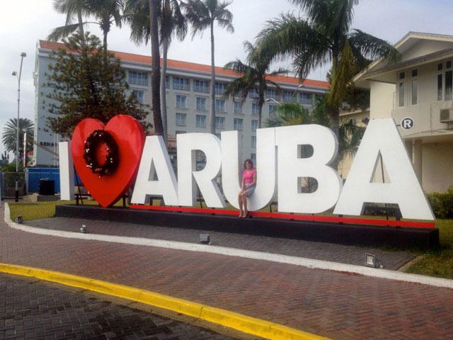 Terug naar Aruba