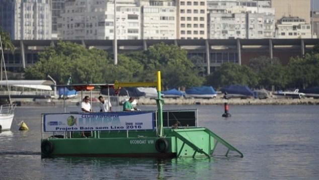 Water in Rio moet schoner voor Olympische Spelen