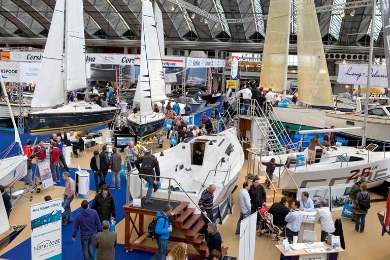 Innovaties op HISWA Amsterdam Boat Show